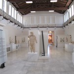 Archaelogical Museum Ancient Olympia Greece
