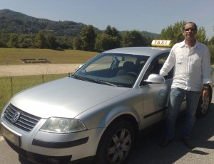Antonis Sakellis, Stadium Ancient Olympia - Taxi27katakolon - Private Tours